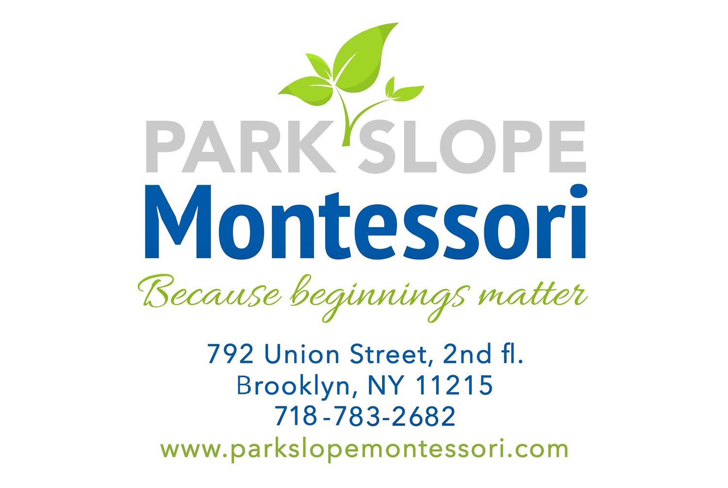 Park Slope Montessori