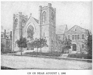 Evangelical Lutheran Church of the Incarnation  47th Street and Cedar Avenue, 1906