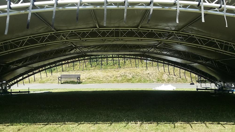 ARC Stage Canopy 6x4