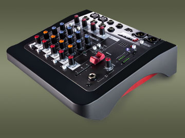 All-purpose analogue mixers for bands, rental companies, singer songwriters and studio artists