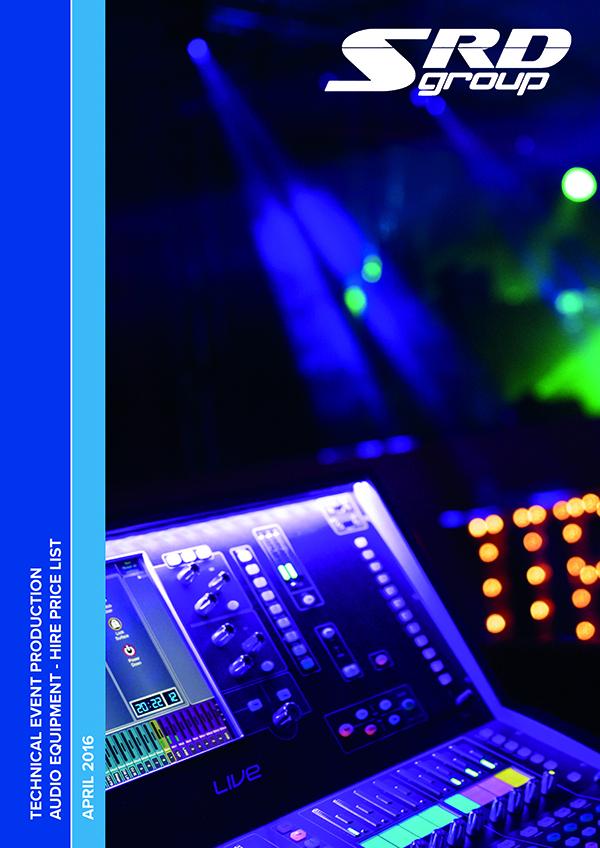 SRD Audio Brochure - April 2016