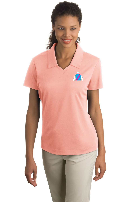 Womens Nike Golf Dri Fit Polo Dream Maker Racing