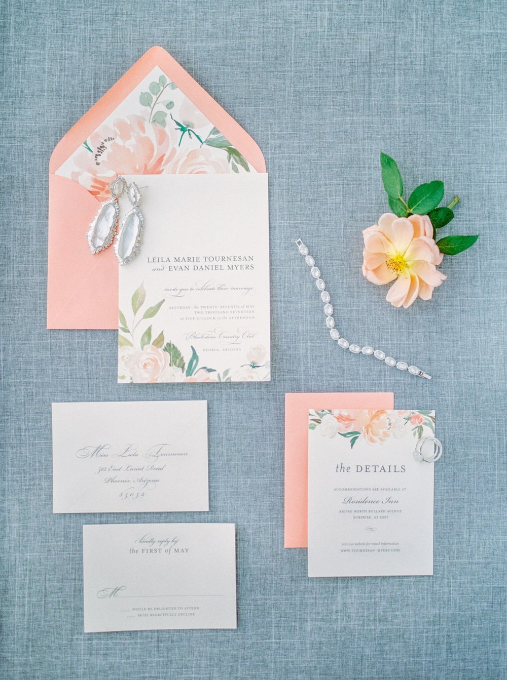 Arizona Wedding Invitations