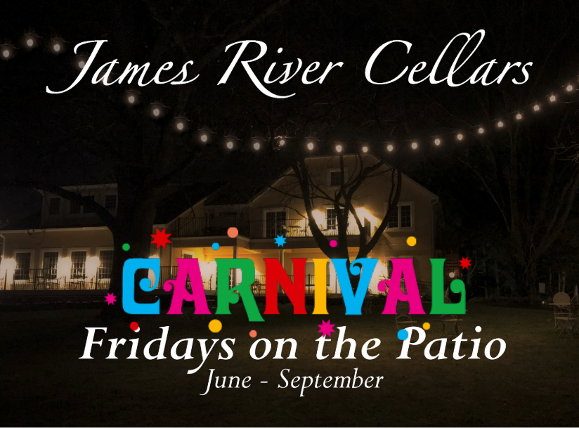 Event List — James River Cellars Winery