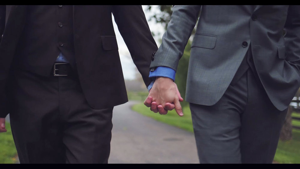same-sex wedding videography