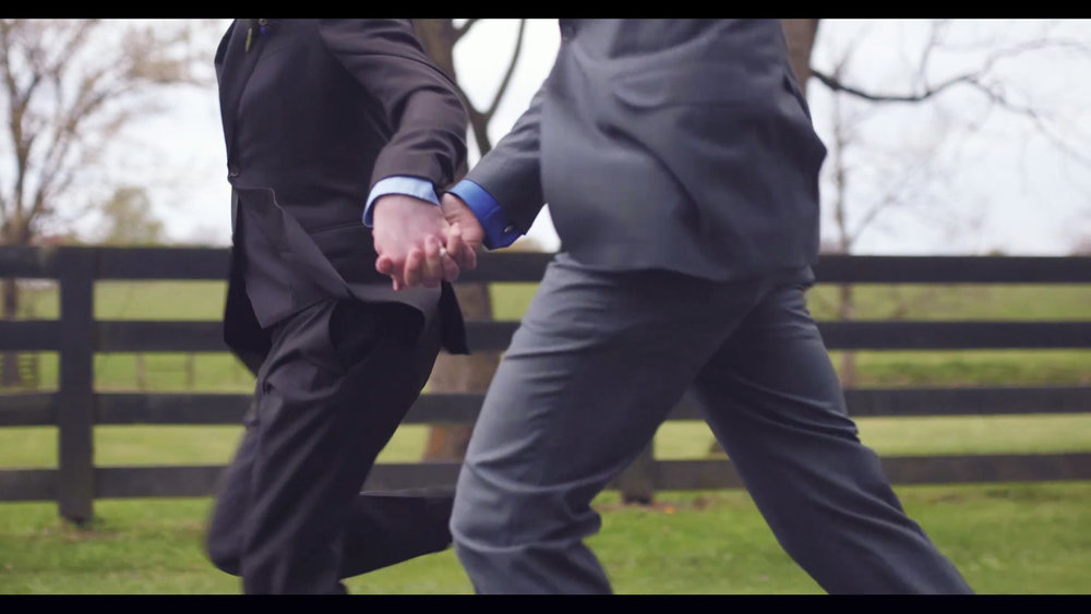 Same-sex Kentucky Wedding Film