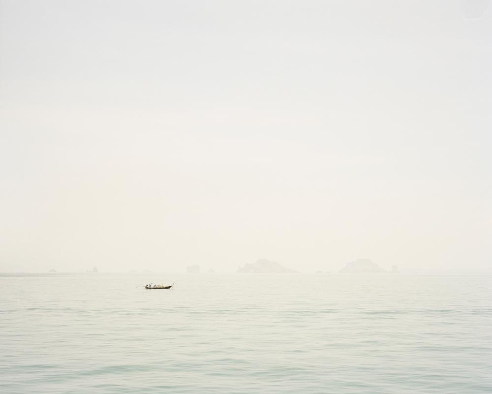 Morning Fog II