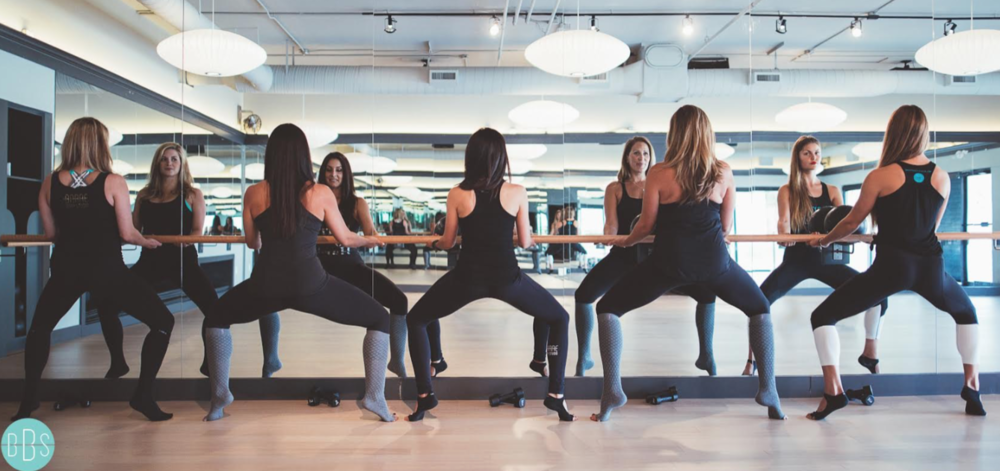 Butter Loves Local Barre Body Studio Calgary