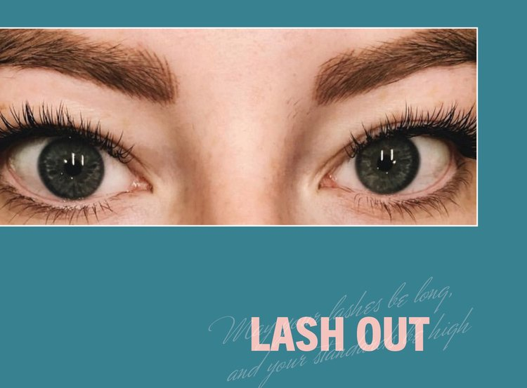 Lash Out Butter Beauty Parlour
