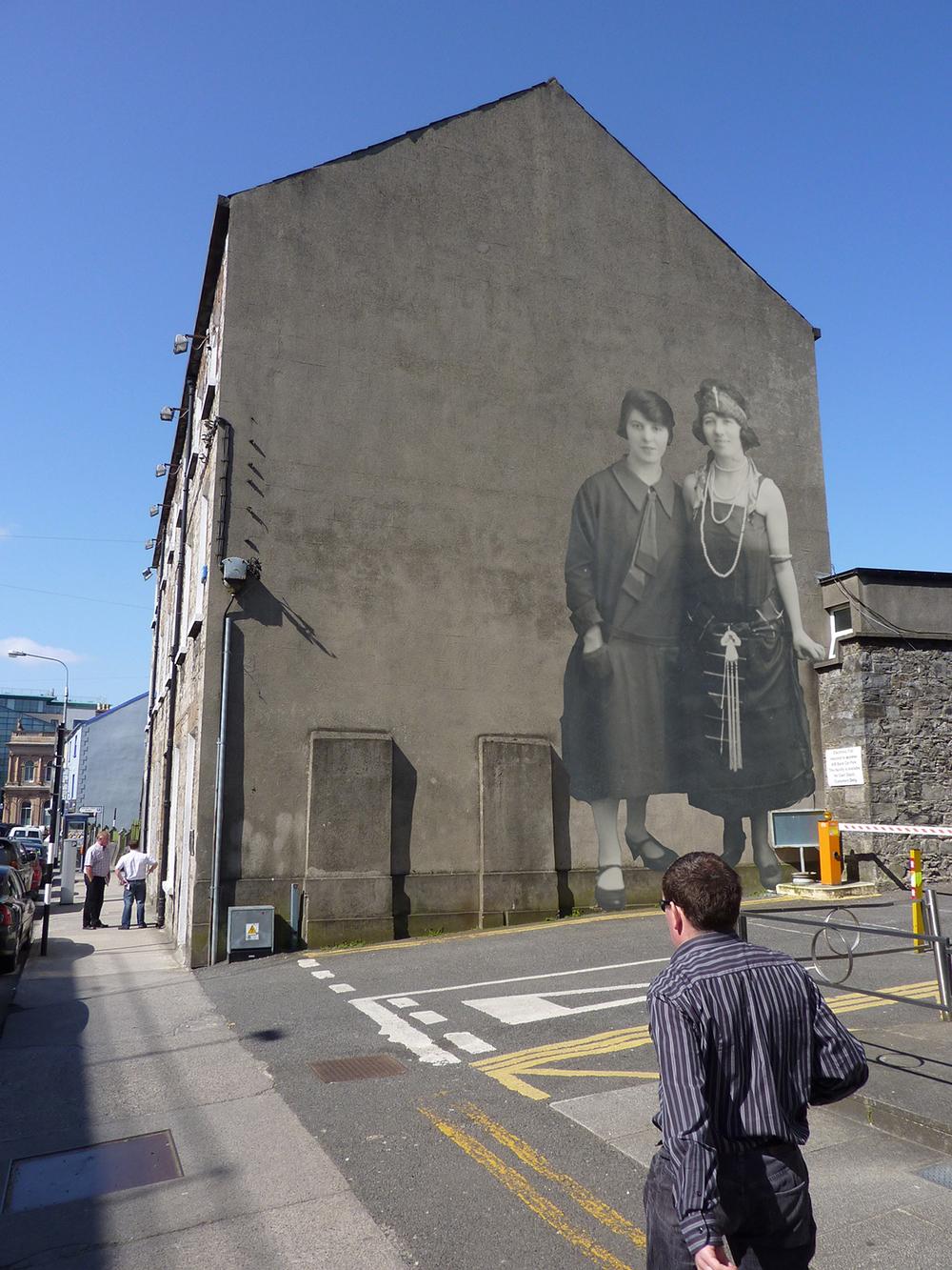 Stephen Street proposal.