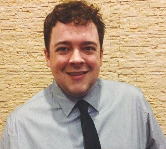 Tim Baker, BSC '08