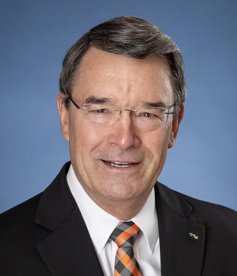 Bob Smith, BSC '68