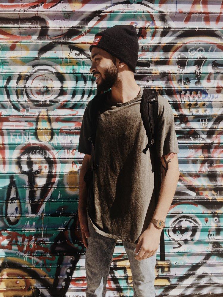 Eben Flournoy, ANTHROPOLOGY '17