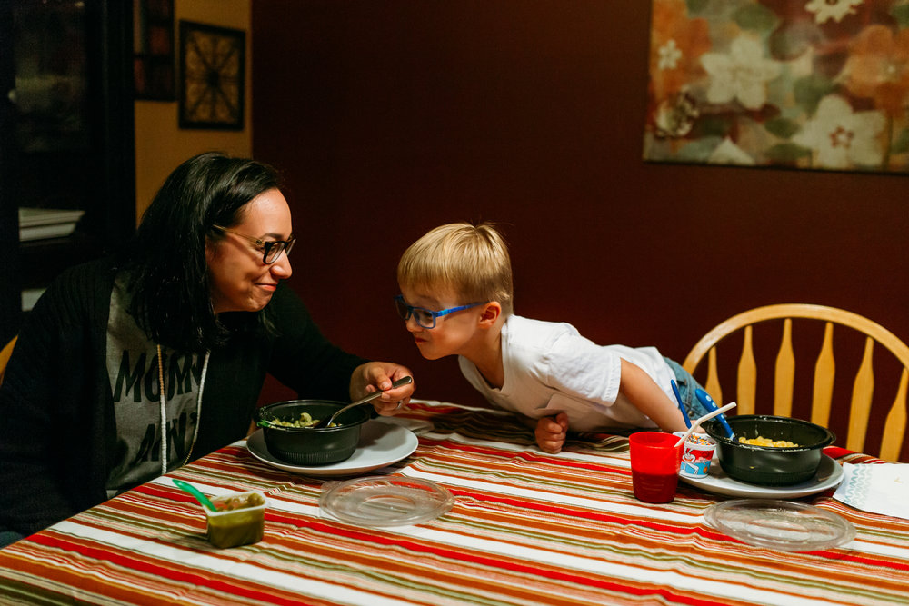 family-photographer-milwaukee-real-life-mom-son-dinner.jpg