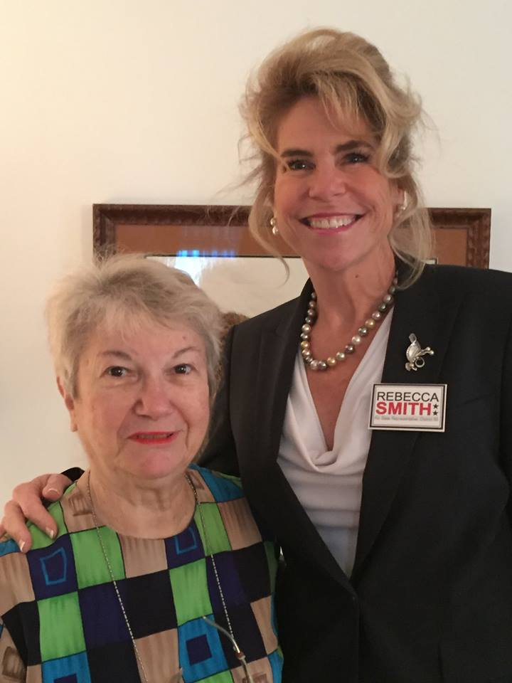 Such a wonderful meeting with former FL Representative Faye Culp. Her knowledge and words of wisdom are invaluable!