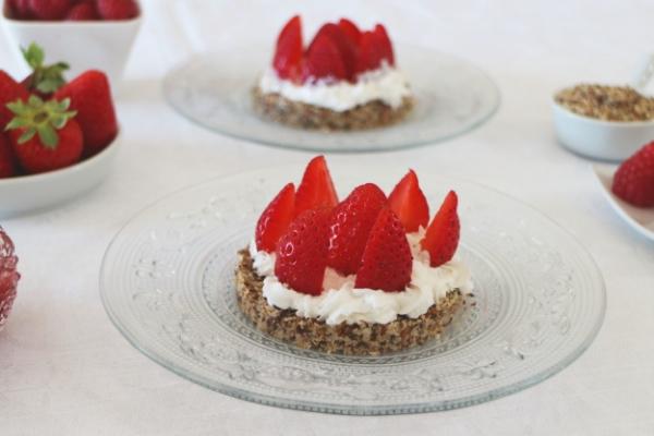 tare aux fraises