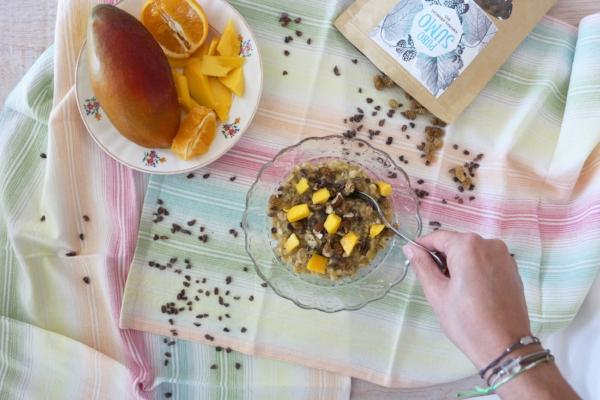porridge mangue