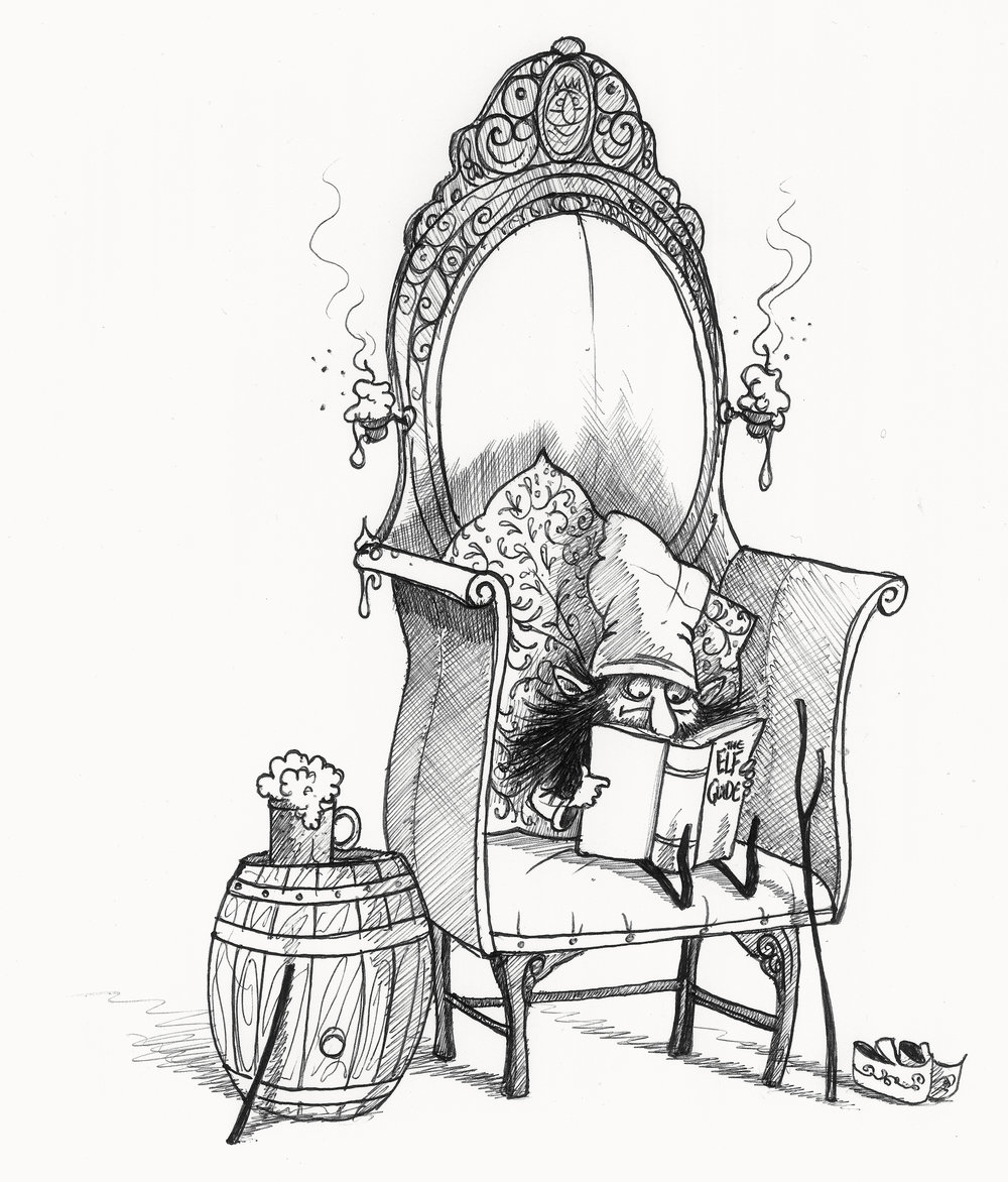 TGWSC - Father Vodol and his long words - Father Vodol on chair - p. 75.jpg
