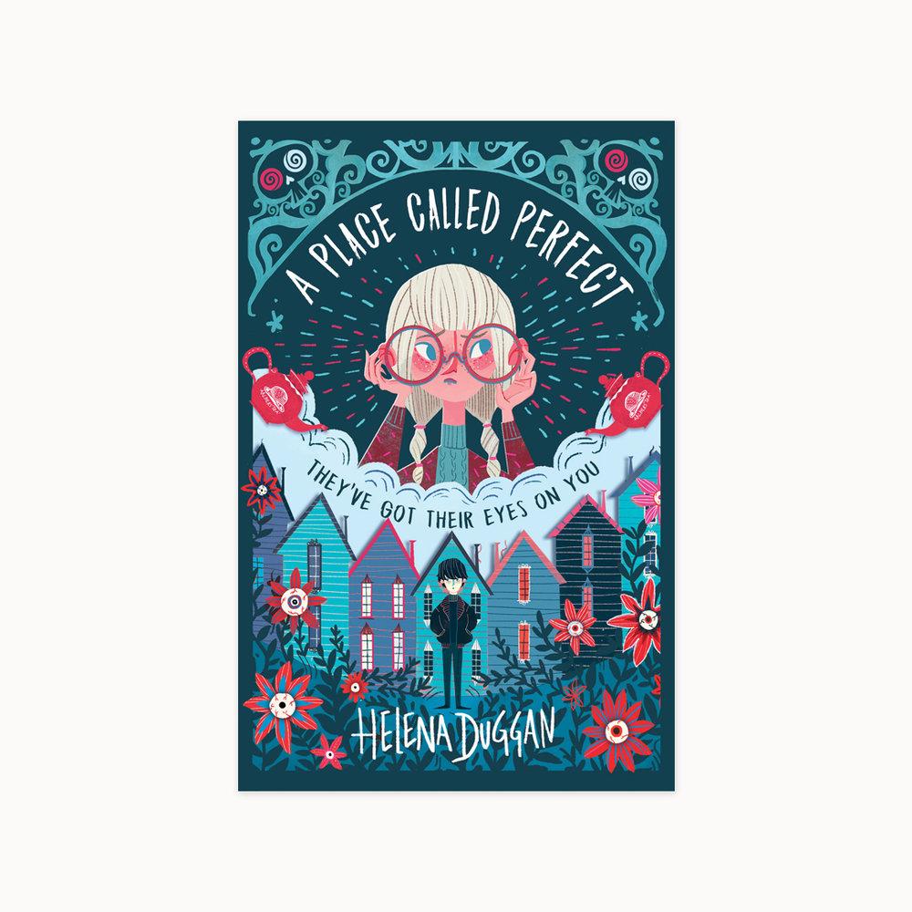 Design: Katharine Millichope, Illustration: Karl James Mountford