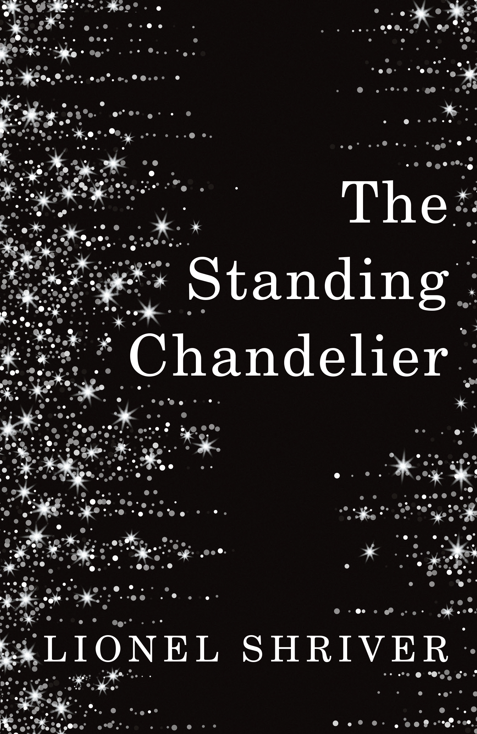 SPINE Holly Macdonald Cover Design for The Standing Chandelier