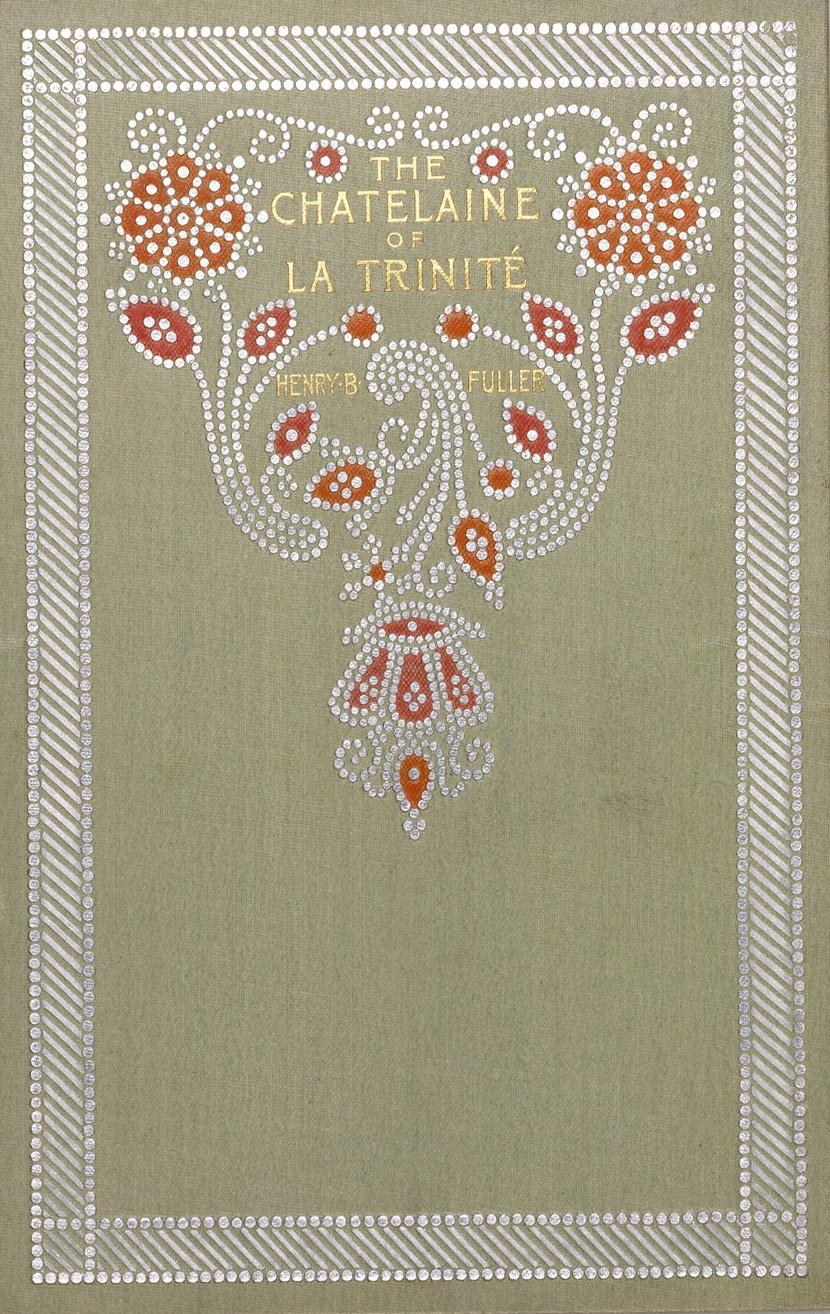 Cover Design: Alice Cordelia Morse