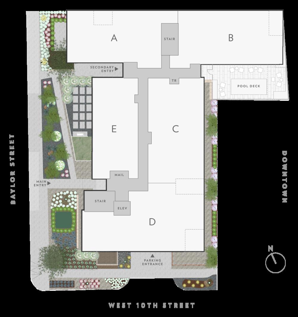 View Landscape Plan