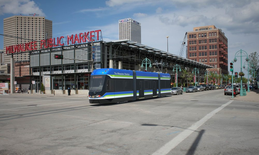 The Milwaukee Streetcar