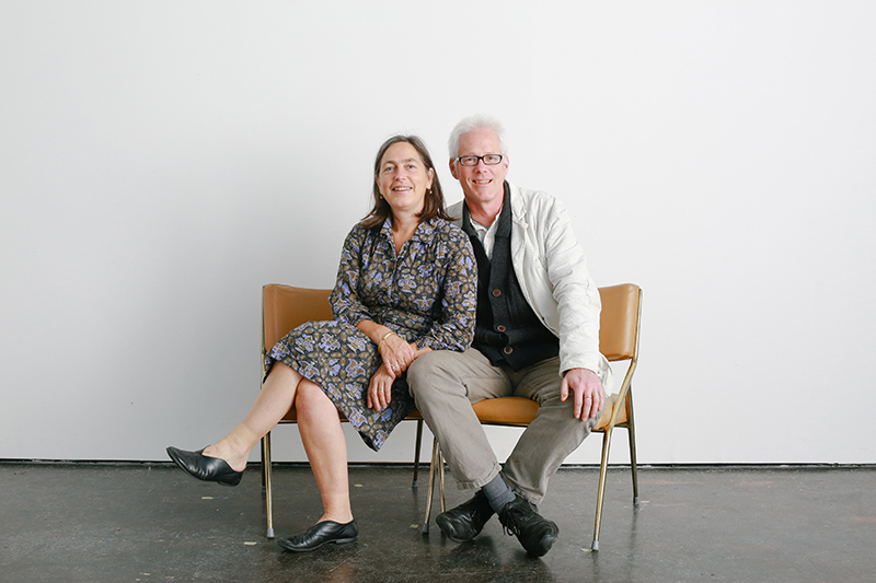 Kate Stoddart, Curator & Matthew Letts, Architecte