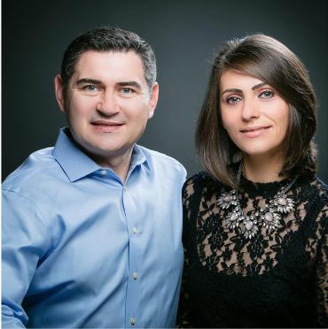 John & Adriana Lungu - Moldova