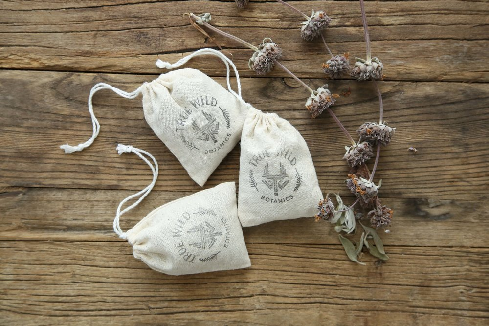 True Wild Botanics-Wildcrafted Dream Pouch