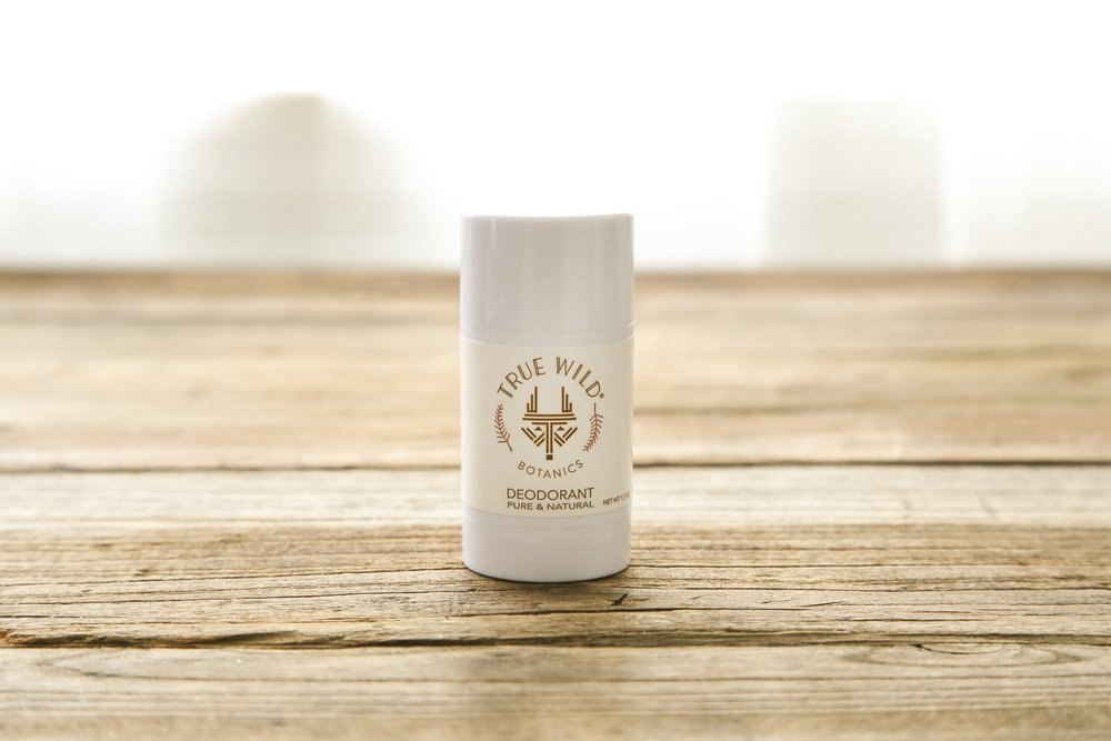 True Wild Botanics Pure And Natural Deodorant