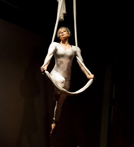 Guinevere Last - AERIALIST | ACROBATGuinevere Last was coaching and performing in Victoria, BC, and had the pleasure of performing with Halifax Circus at Nocturne in 2015 and 2016. She directed and performed in Nautica: A Circus Sea Journey, winner of the Live Arts Dance Moves Award at the 2016 Halifax Fringe Festival. She specializes in aerial silks, sling, rope, and straps.