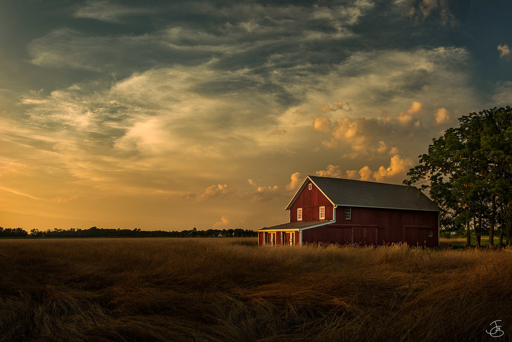 Golden Barn