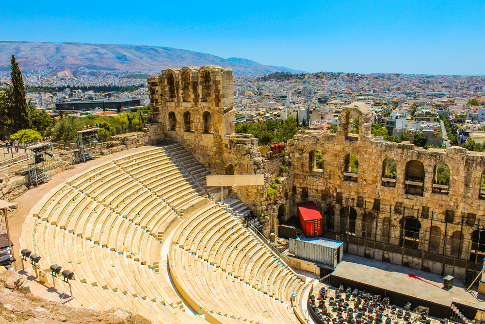 Theatre of Dionysus Elethereus