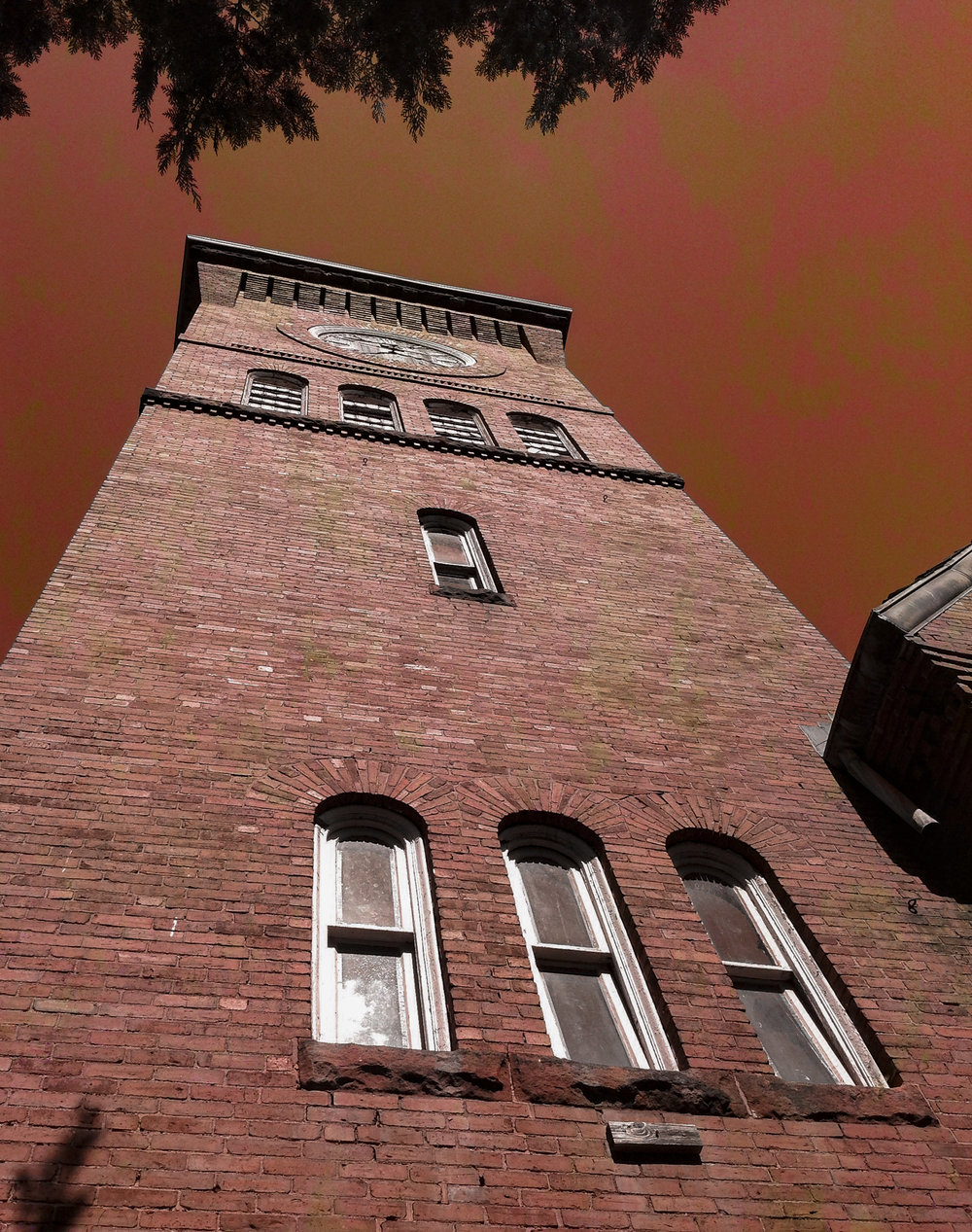 Medfield State Clocktower