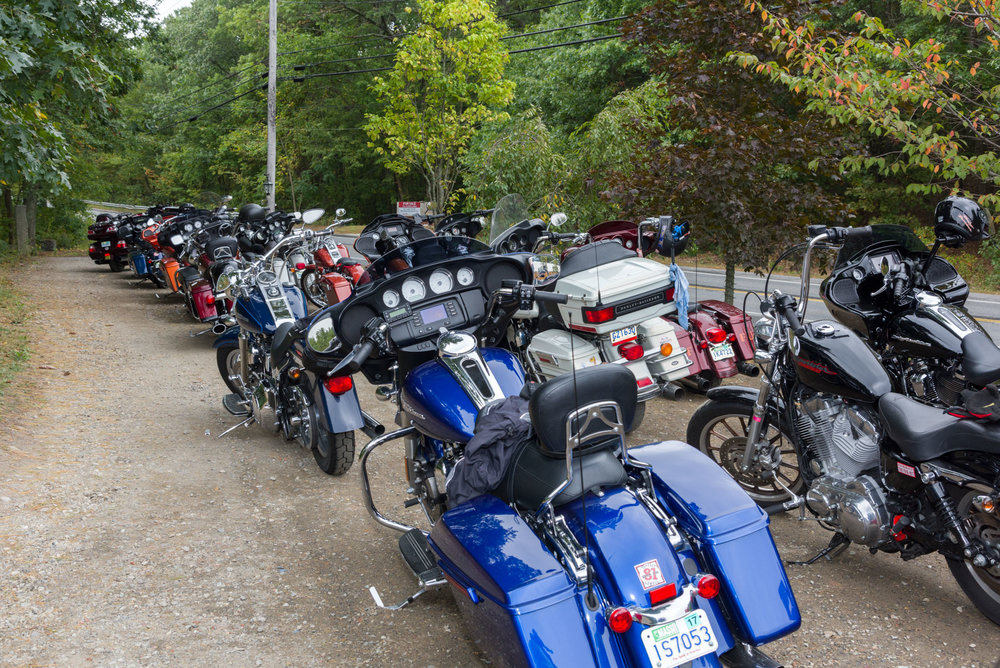 Memorial Motorcycle Rally