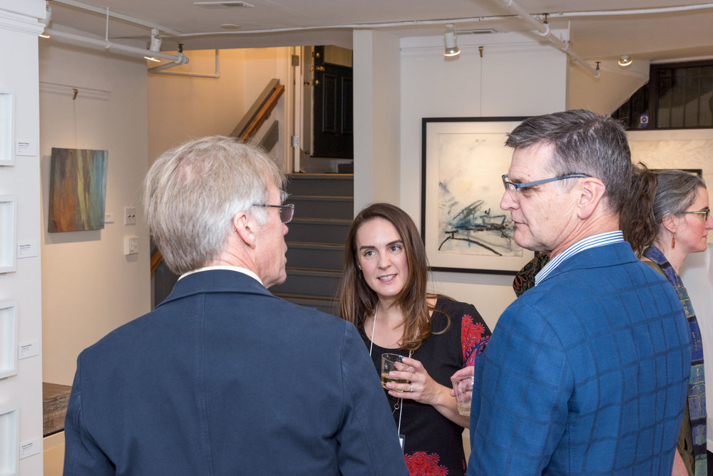 Art Opening Reception