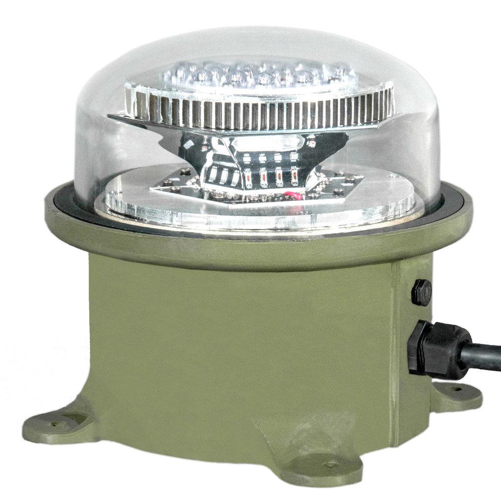 Helideck Lighting Point Lighting Corporation