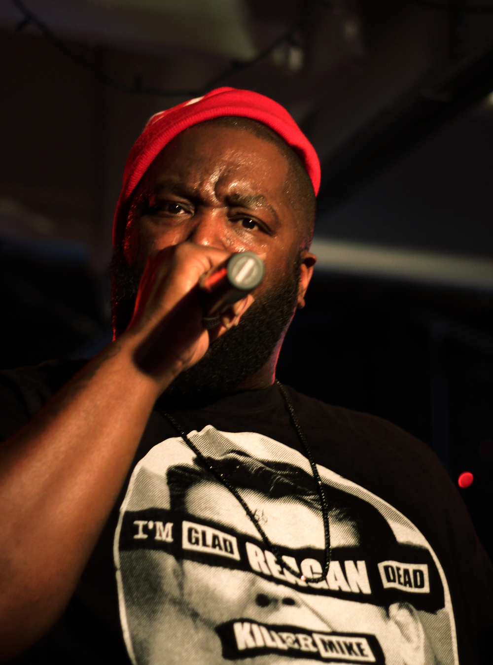 Killer Mike Shot with Canon Rebel T3i