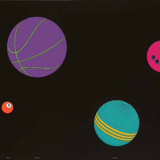 Michael Craig-Martin: Editions