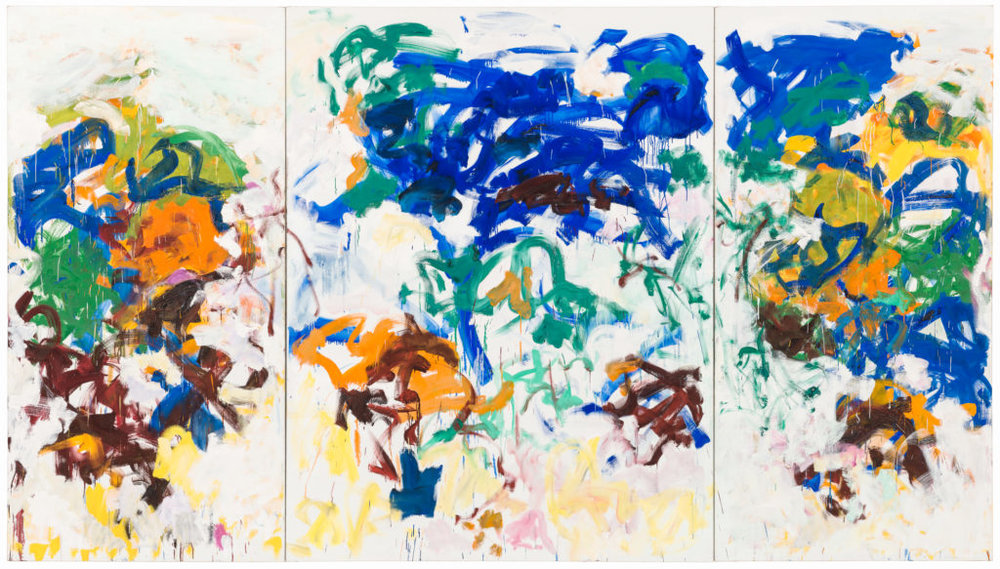 "- ""The sweeping retrospective promises to show a side of the Abstract Expressionist that has gone unappreciated.""Sarah Cascone June 15, 2018"