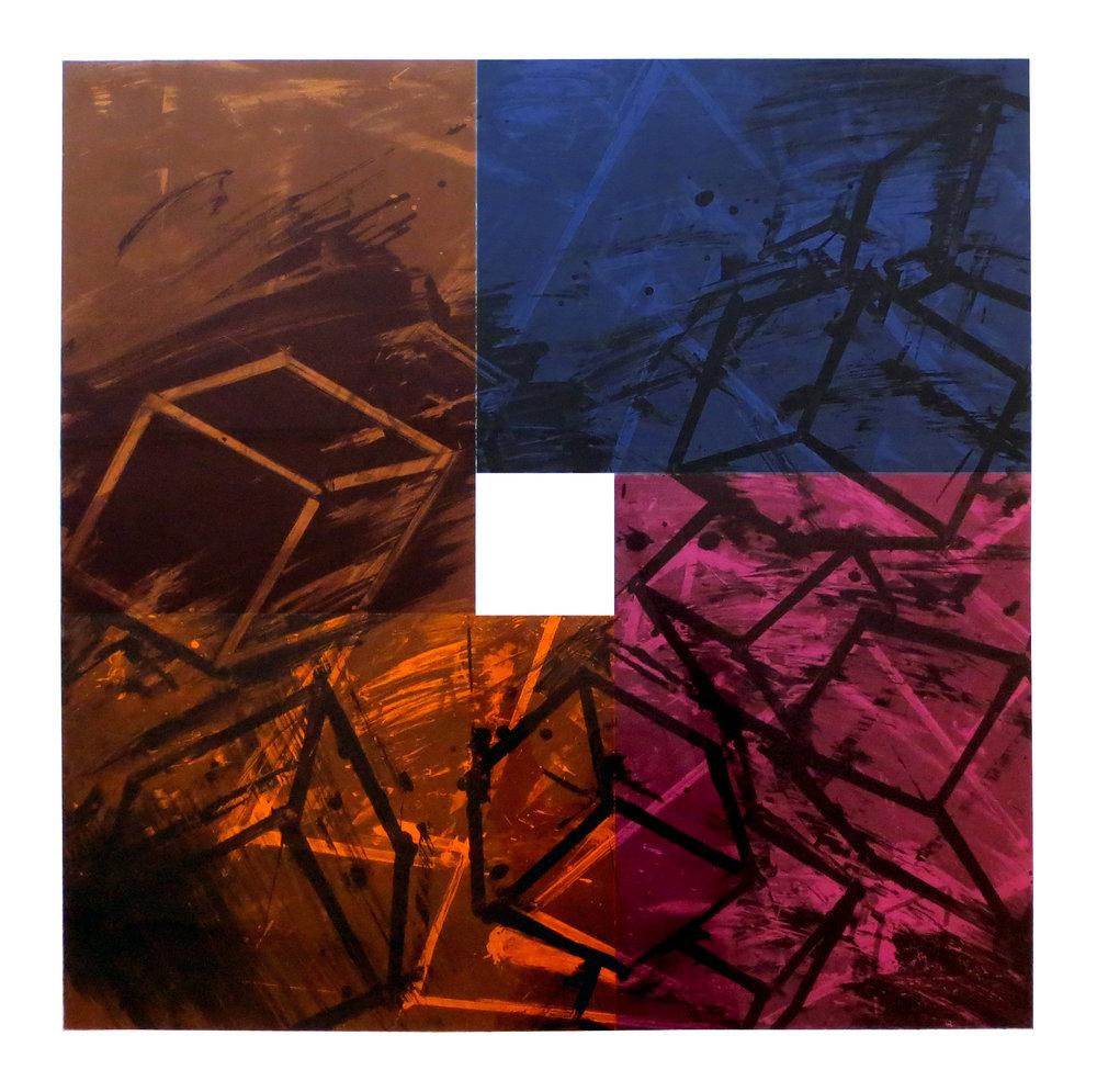 Four Color Quartets, First Quartet