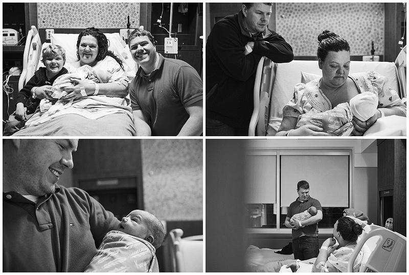 Richmond Fresh 48 and Birth Photographer