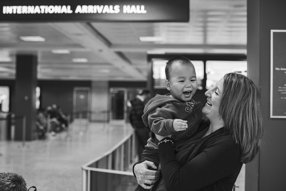 Adoptions are amazing stories that Nicoleinbold is stoked to offer families who grow their family locally or internationally.