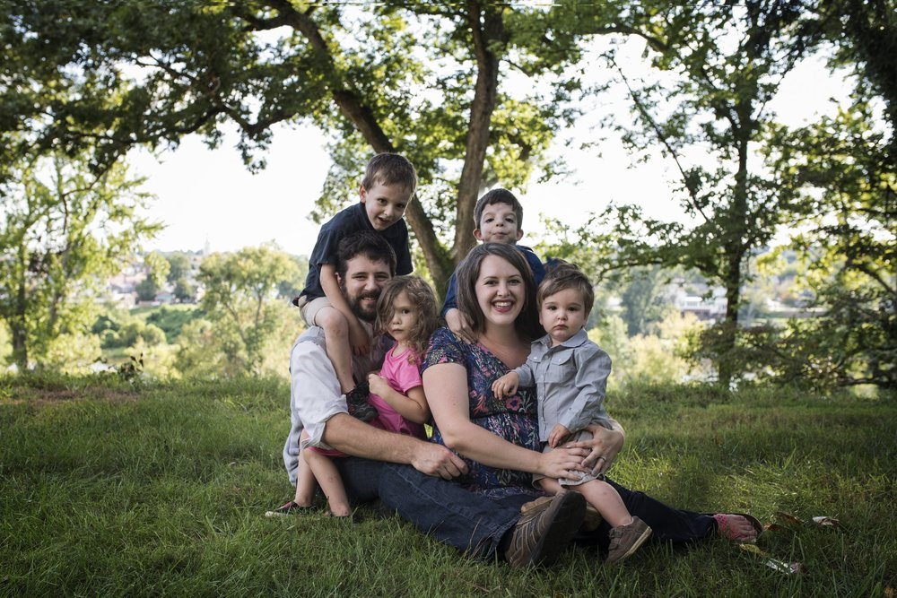 honest portraits - polished family photography with personality
