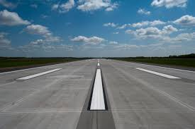 There is something so beautiful and yet so bleak about a runway.