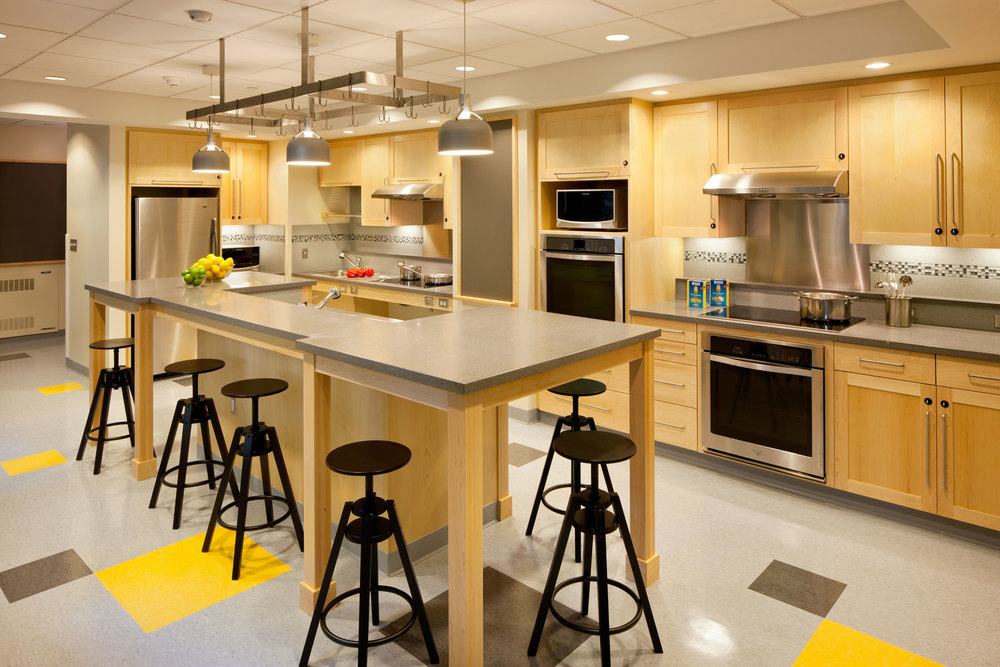 MIT | Student Kitchens Senior House
