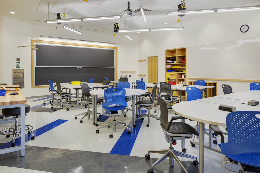 Harvard | Engineering Classroom
