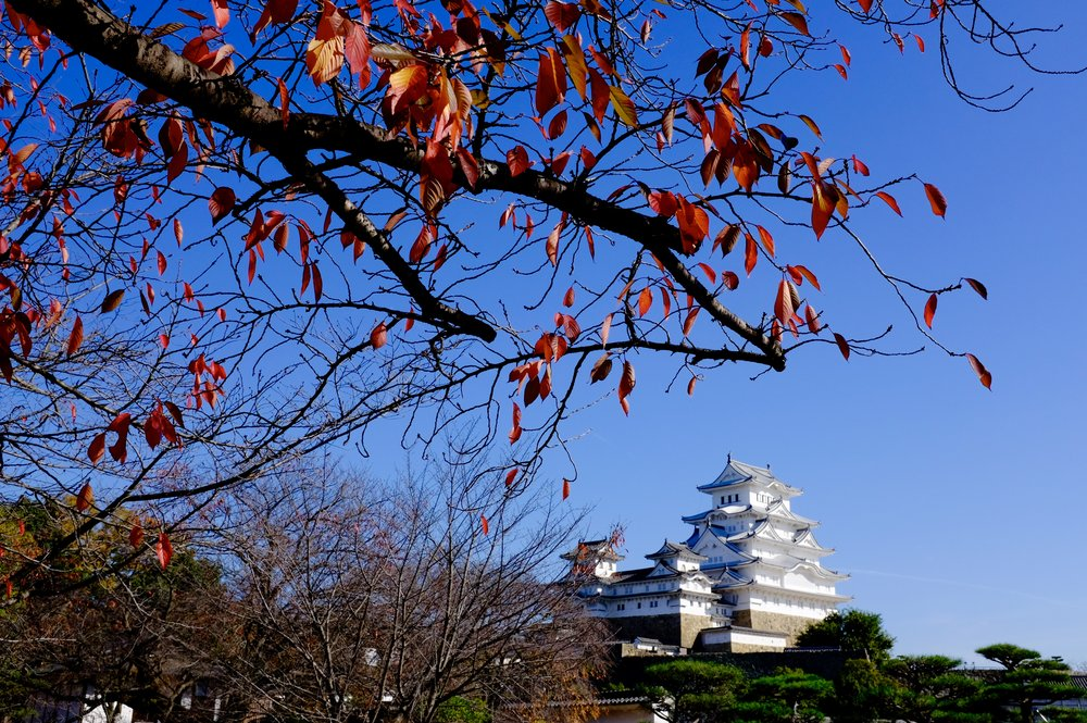 Himeji Castle - One of Japan's iconic castles