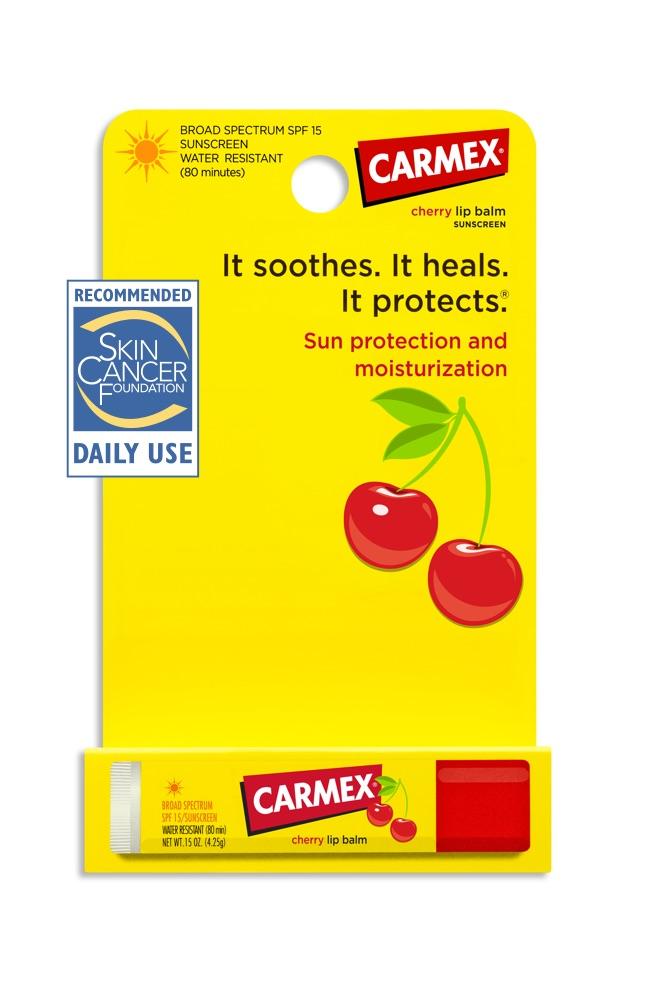 CARMEX® CLICK-STICK   CHERRY - (12 Pack) — Chicago City Distributors, Inc